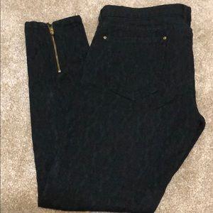 Zara texturize pants